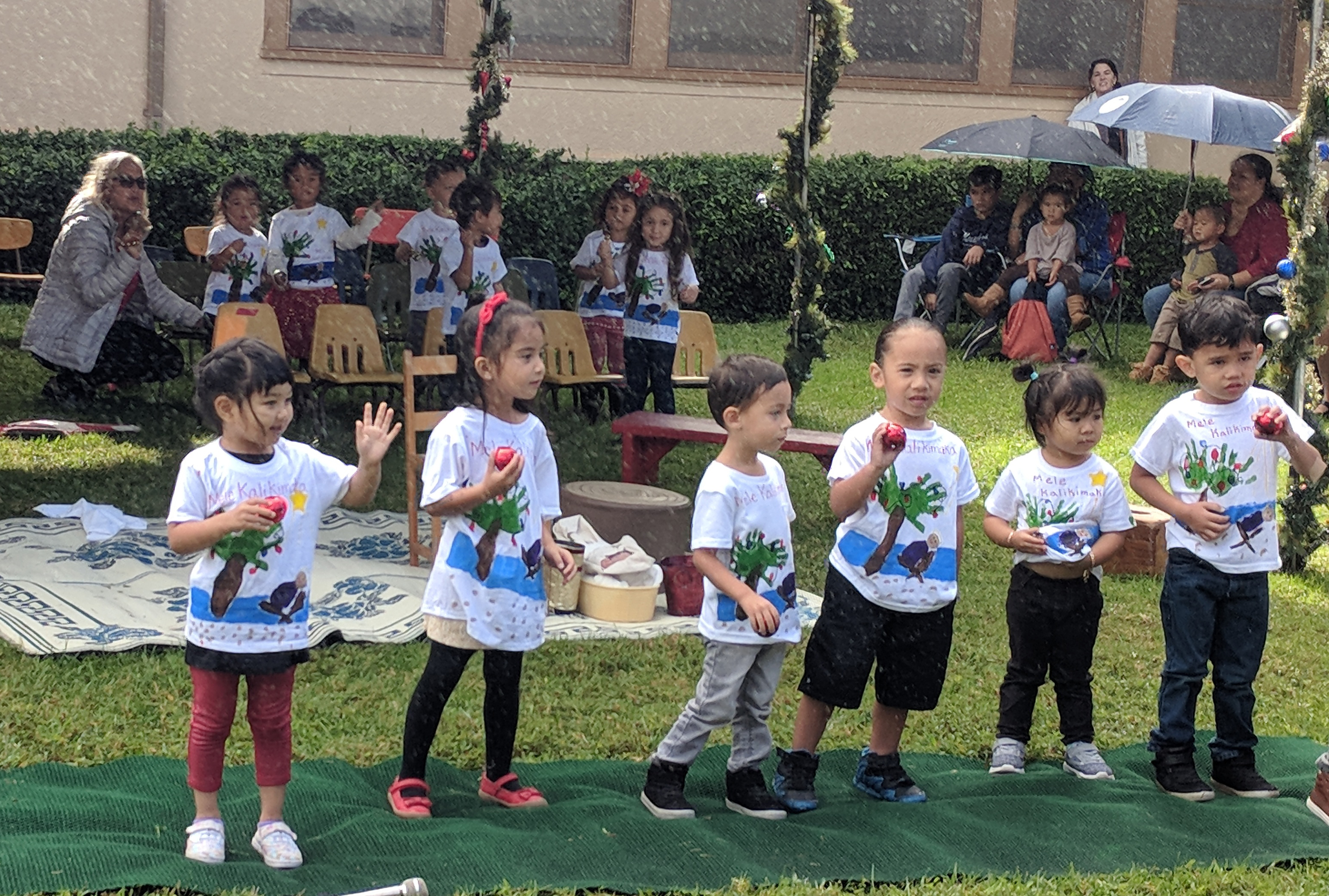 Christmas Program Performance